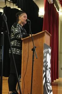 Nikkita Oliver, Keynote speaker.