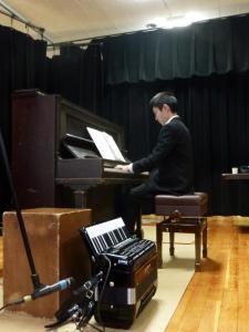 Lin Shan, musical entertainment.